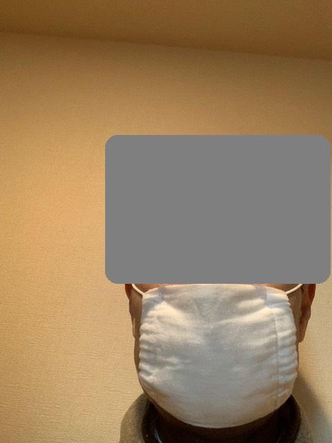 iPhoneでマスク認証